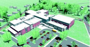 Wellesley High School Design Option