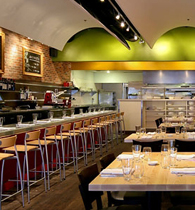 Alta Strata Restaurant, Wellesley