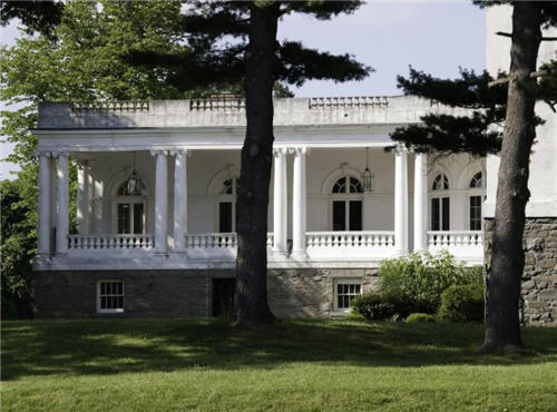 12 million astor courts mansion in rhinebeck new york 14 for Clinton house new york