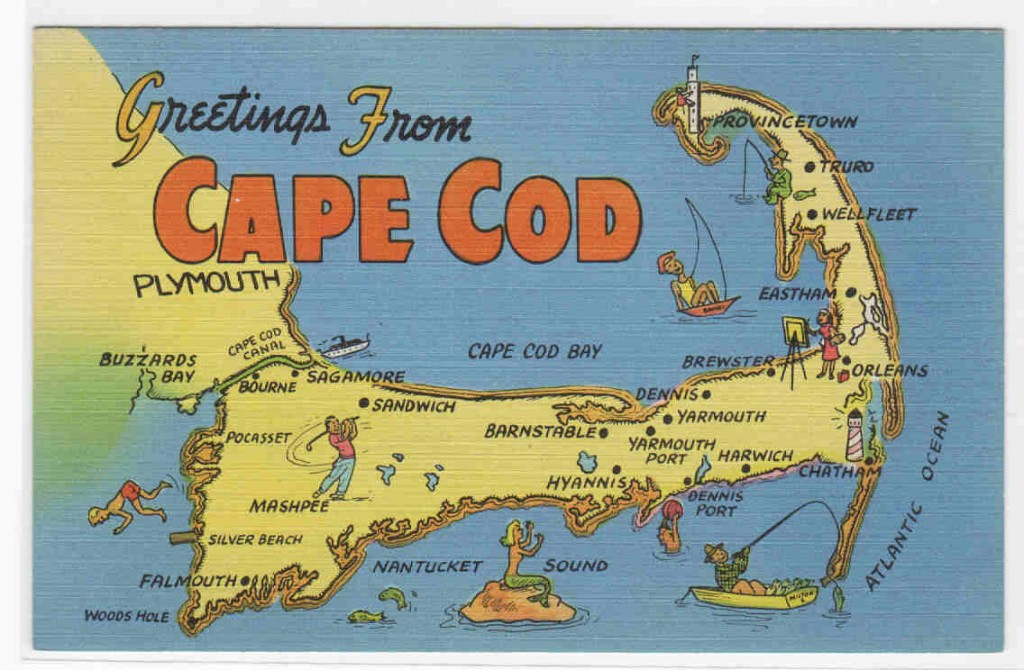 Cape Cod You Can Get There From Here Bostonkayakguy